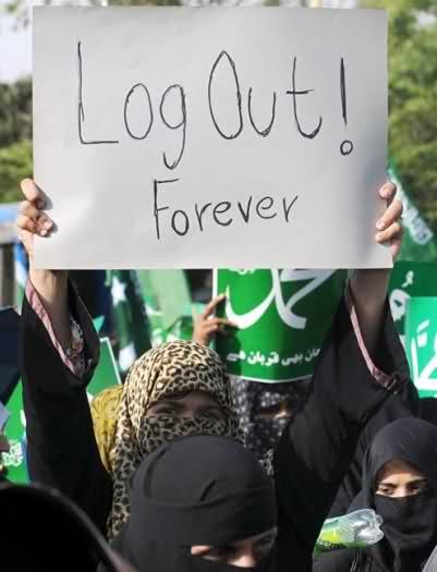 [LogOut Forever!]