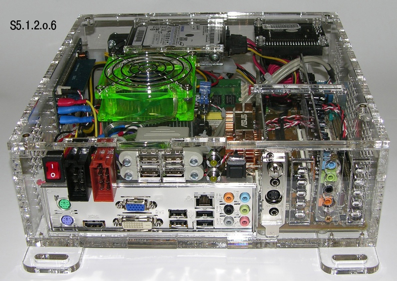 Сервер своими руками для дома