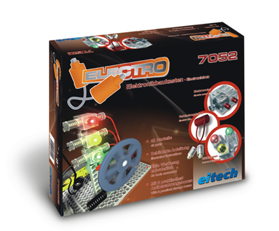 Eitech  Electronic Construction Set