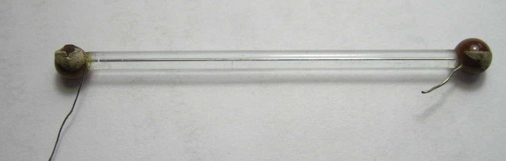 Электрохимический кулонометр без шкалы 1 шт.