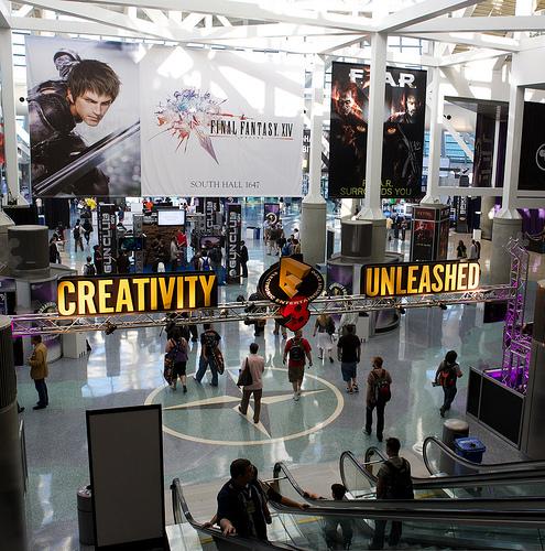 E3 - Creativity unleashed
