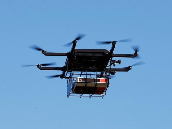 [Перевод] Эффективность дронов-курьеров будет зависеть от того, где вы живёте