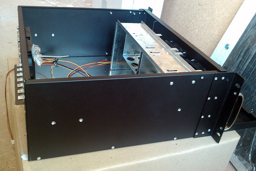 Server Cabinet and CSV Overview