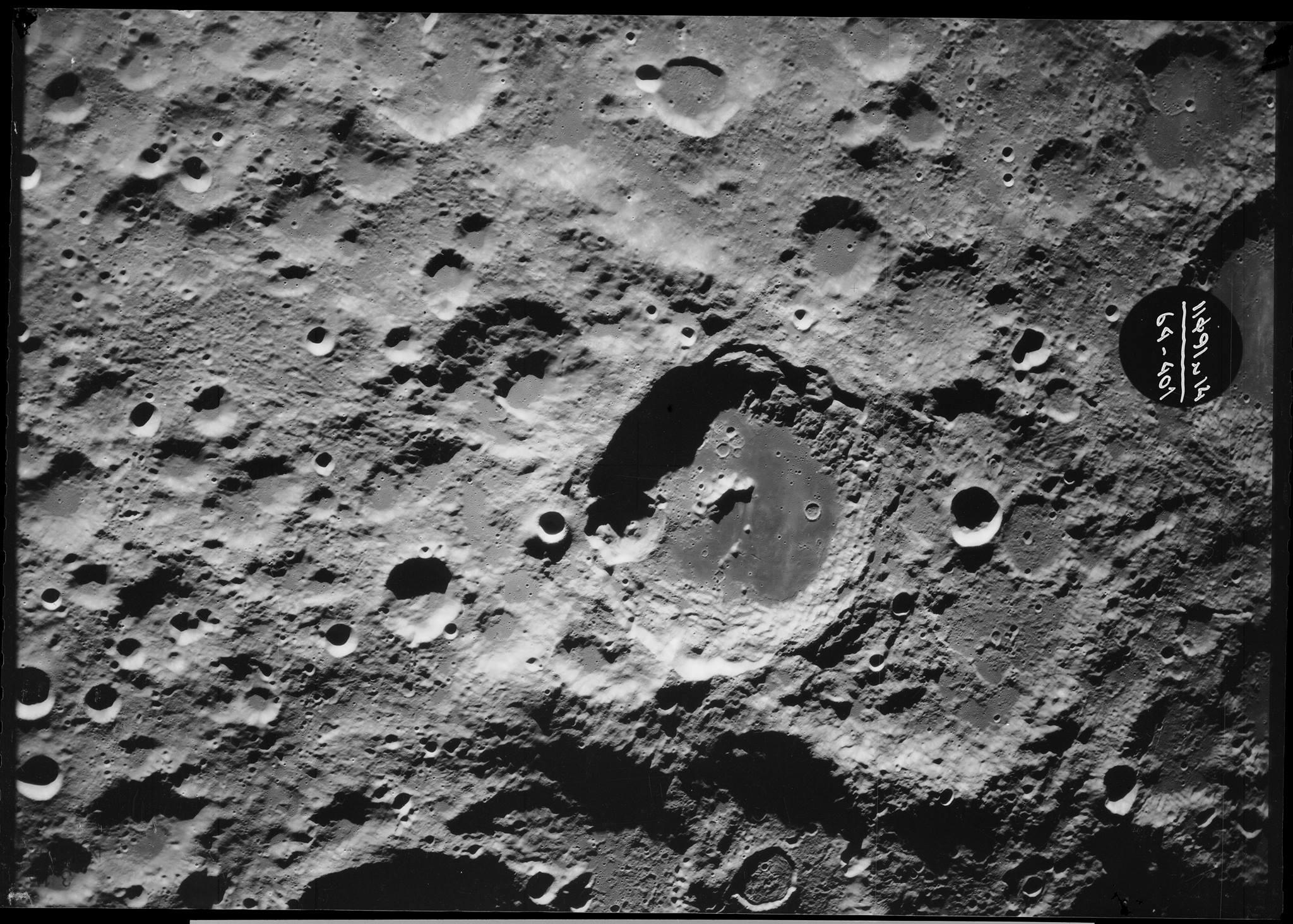 обратная сторона луны фото строений