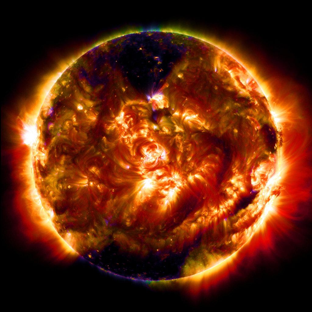 Фотографии NASA, которые должен увидеть каждый