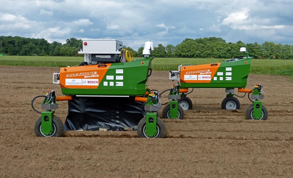 Картинки по запросу робот комбайн для уборки зерна