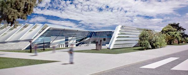 Zaha Hadid project