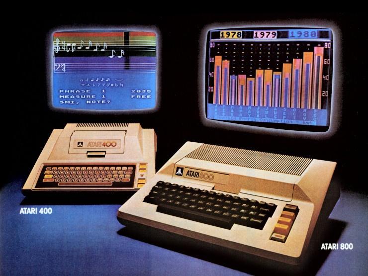 [Перевод] Золотая эпоха Atari: 1978-1981 годы