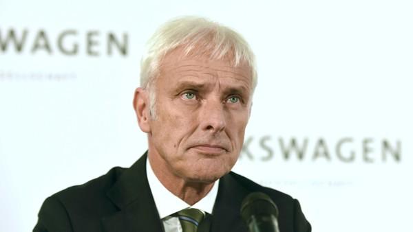 Новый директор компании Volkswagen обещает поправить экологичность двигателей уже в октябре