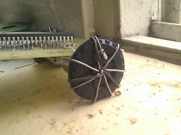 фото решения с колесом