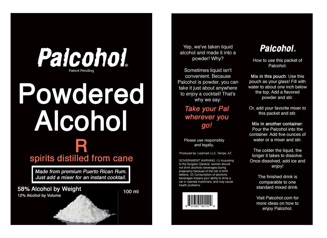 [Перевод] В штате Нью-Йорк запретили порошковый алкоголь