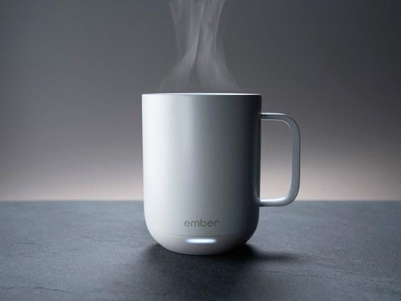 Мелочь, а приятно: чашка, которая регулирует температуру напитка