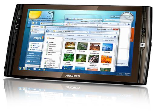 Archos 9 PC tablet