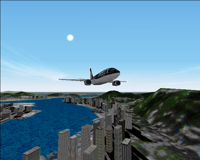 Microsoft Flight Simulator 7.0