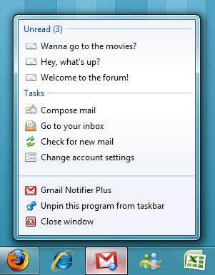 Gmail агент