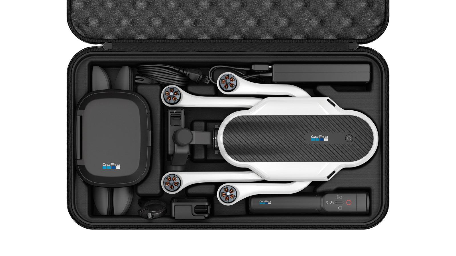 Обзор квадрокоптера GoPro Karma - плохая карма