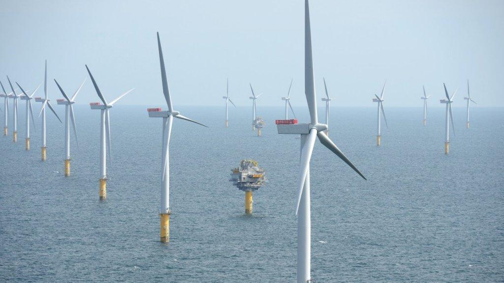 Плавучие ветроэлектростанции — эффективный источник энергии