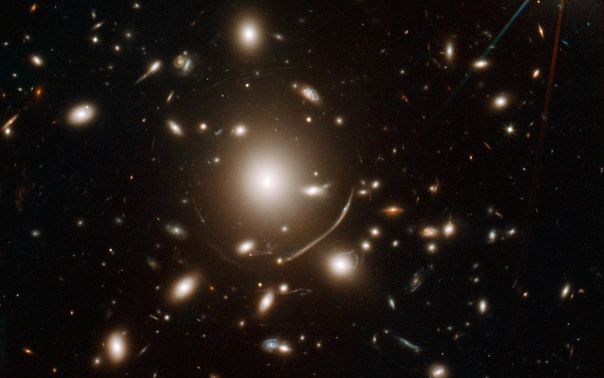 [Перевод] Сверхтекучая Вселенная: тёмная материя как конденсат Бозе-Эйнштейна