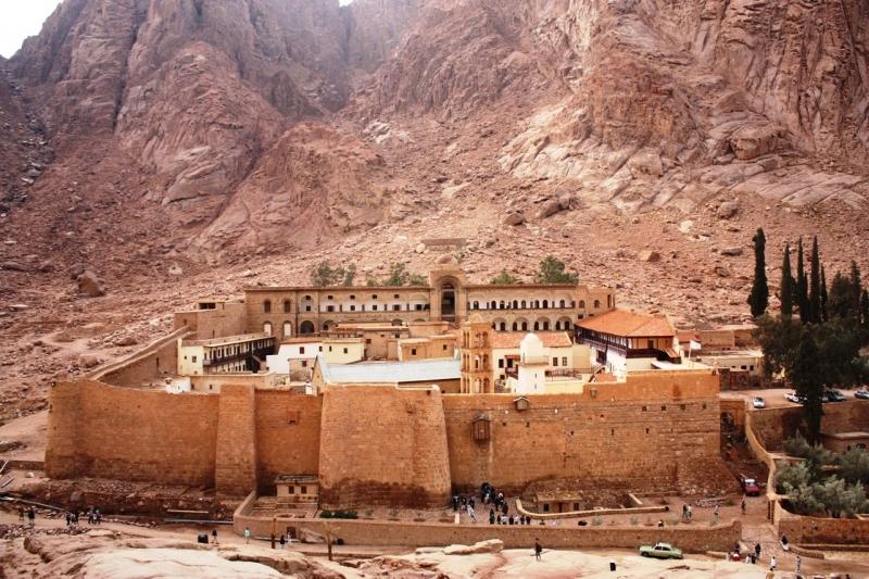 В монастыре Святой Екатерины нашли тексты на языках, считавшихся потерянными