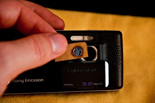 как с помощью телефона сделать макрофото фронтального