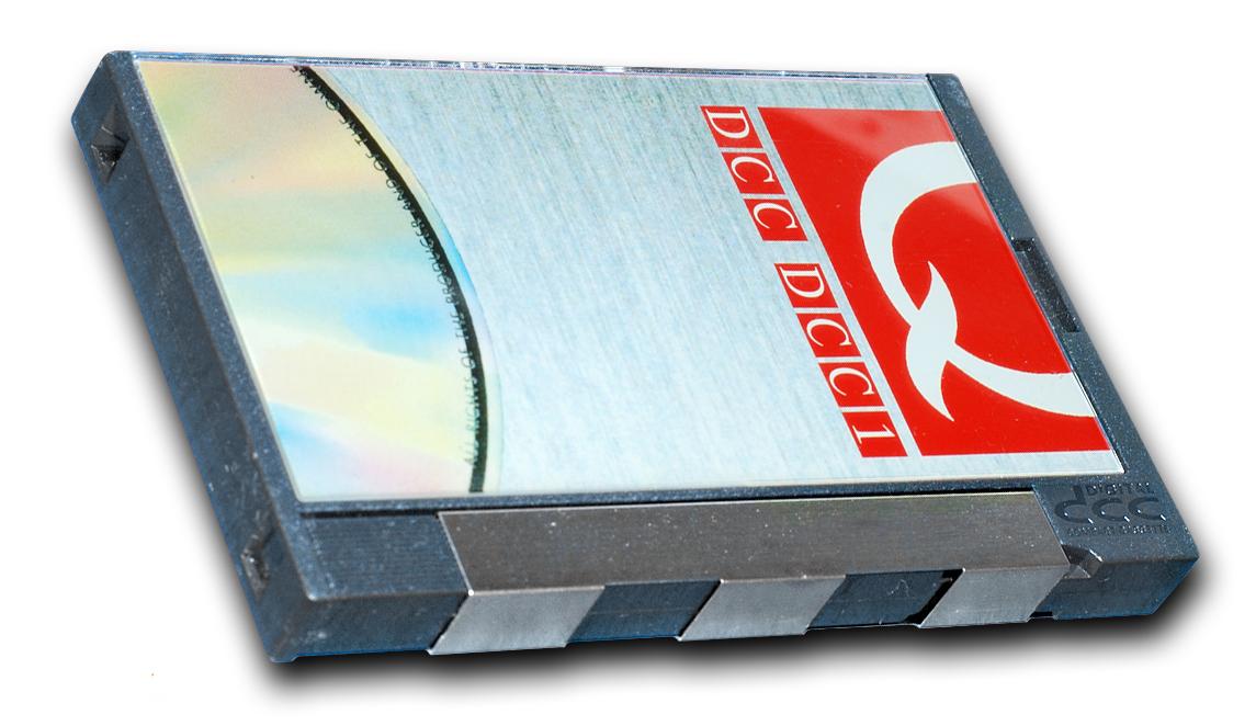 Забытые форматы аудио: цифровая компакт-кассета