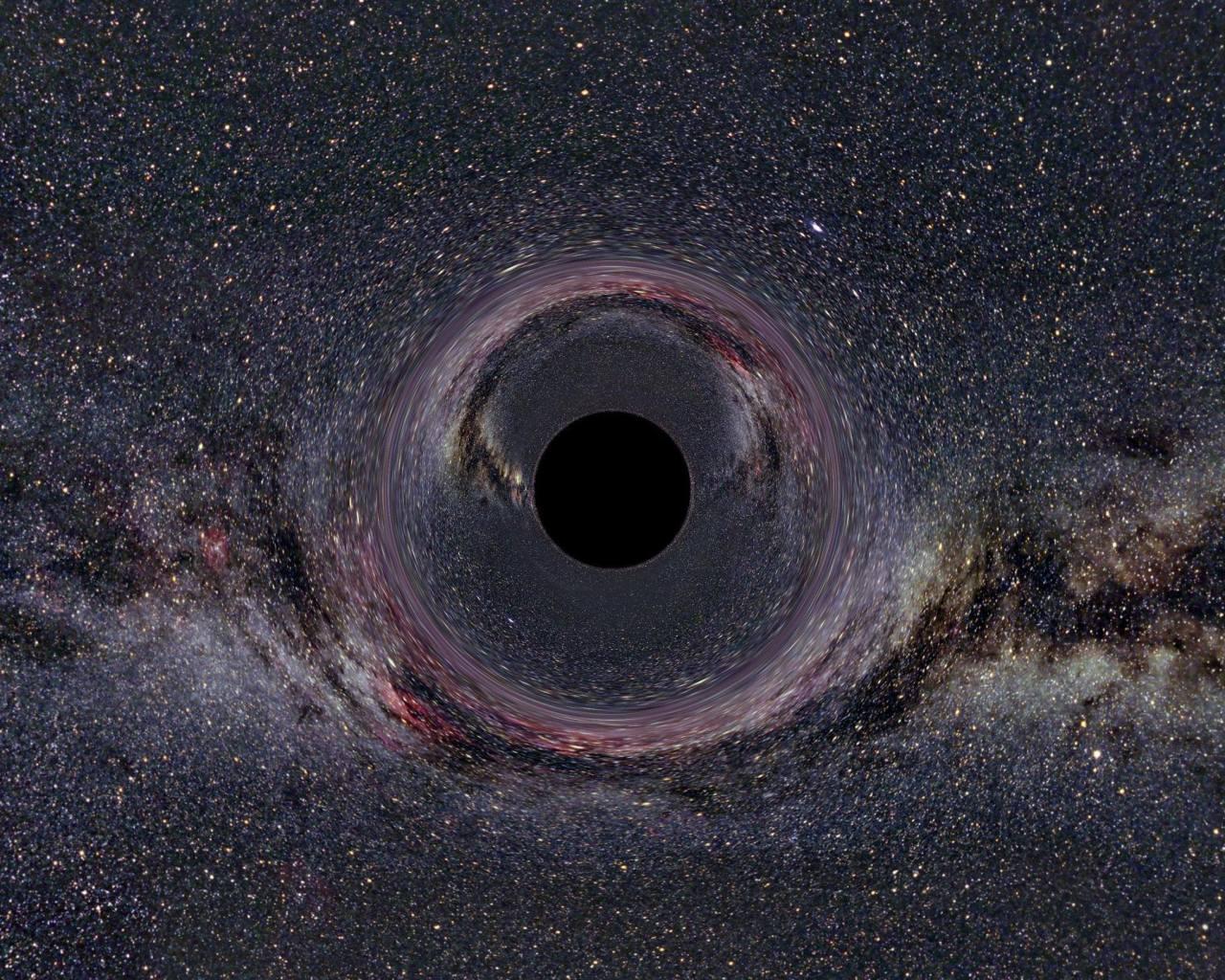 Древние черные дыры можно обнаружить по остаткам поглощенных нейтронных звезд