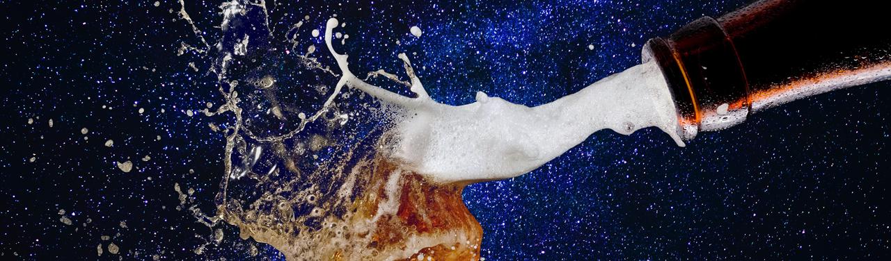 [Перевод] Есть ли в космосе пиво: как заполняется космическая пустота