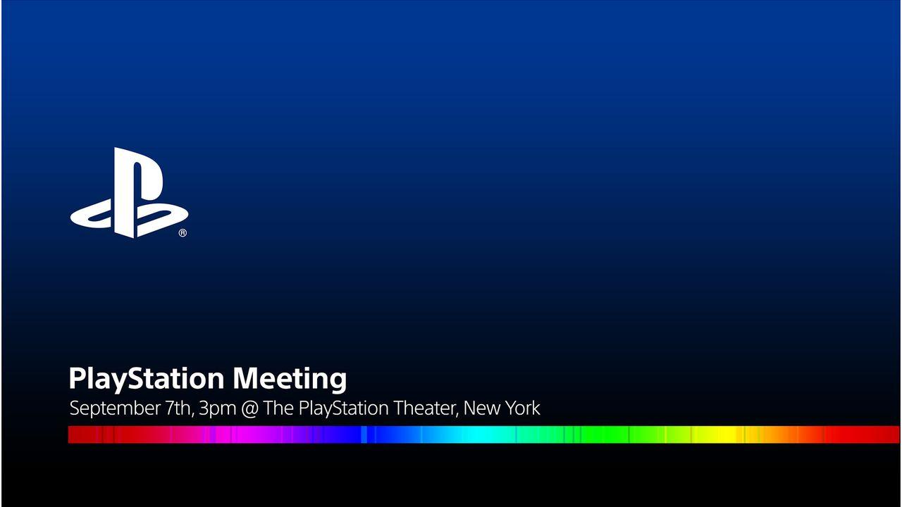 PlayStation Meeting — презентация новинок компании Sony [текстовая трансляция]