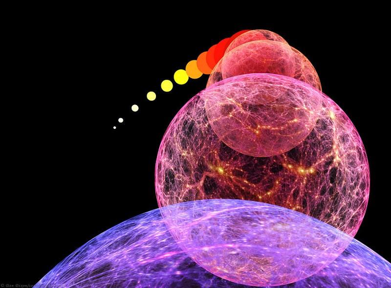 Спросите Итана №67: тёмная материя против тёмной энергии