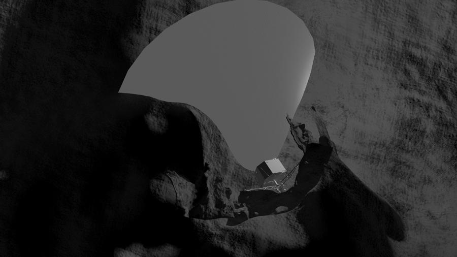 Прощание с Philae