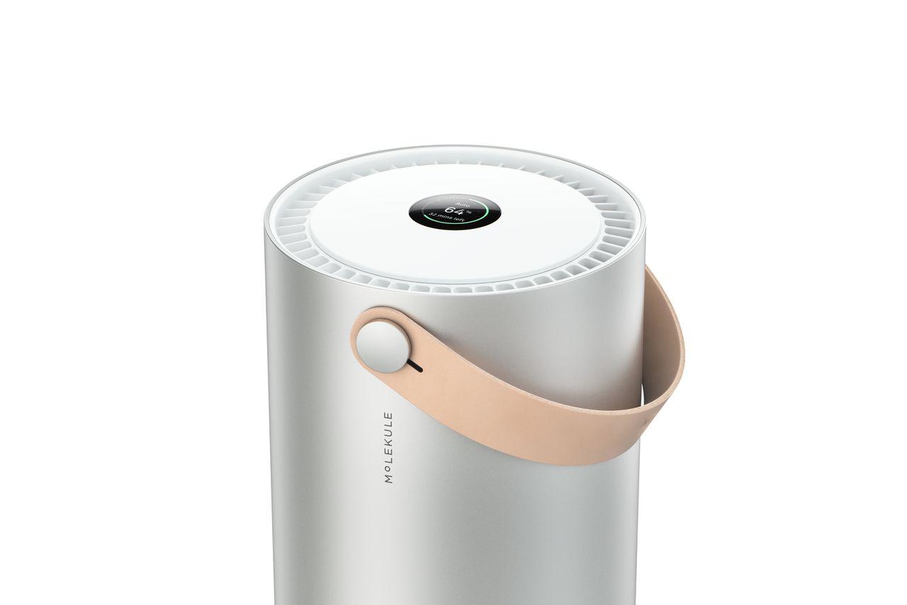 Очиститель воздуха Molekule PECO уничтожит аллергены в доме или офисе