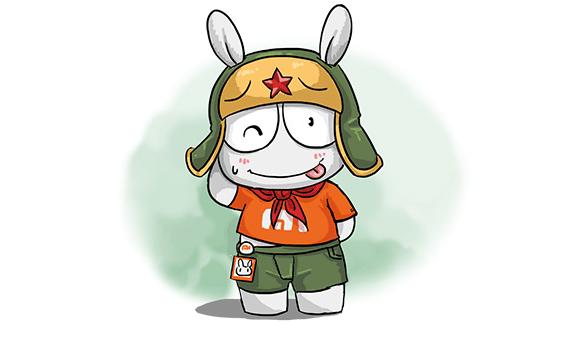 a111460dd1e6 Официальный маскот Xiaomi — техно-коммунист с корпоративным пропуском  компании на поясе. Когда говорят о Xiaomi, всегда первым делом сравнивают  его с Apple  ...