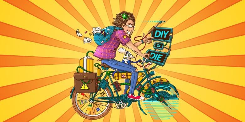 DIYorDIE Meetup 1 июля: регистрация