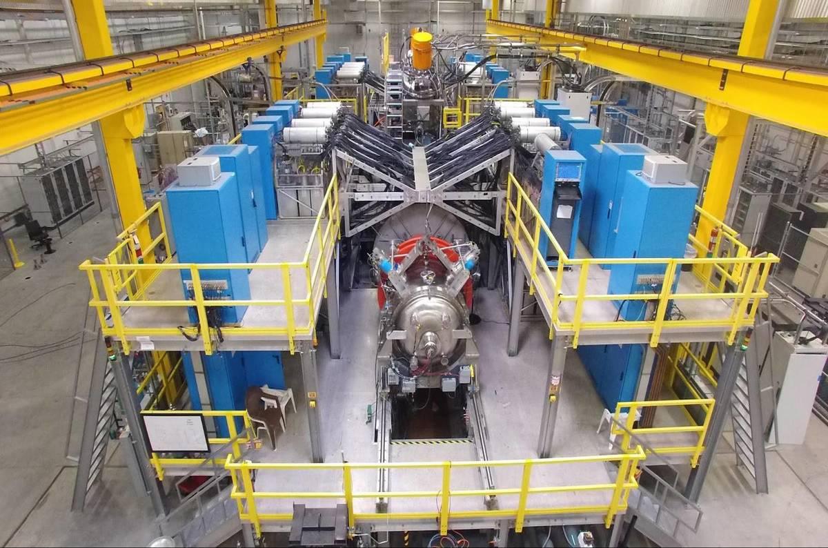 Google помогает термоядерщикам нагревать плазму в реакторе при помощи специального ПО