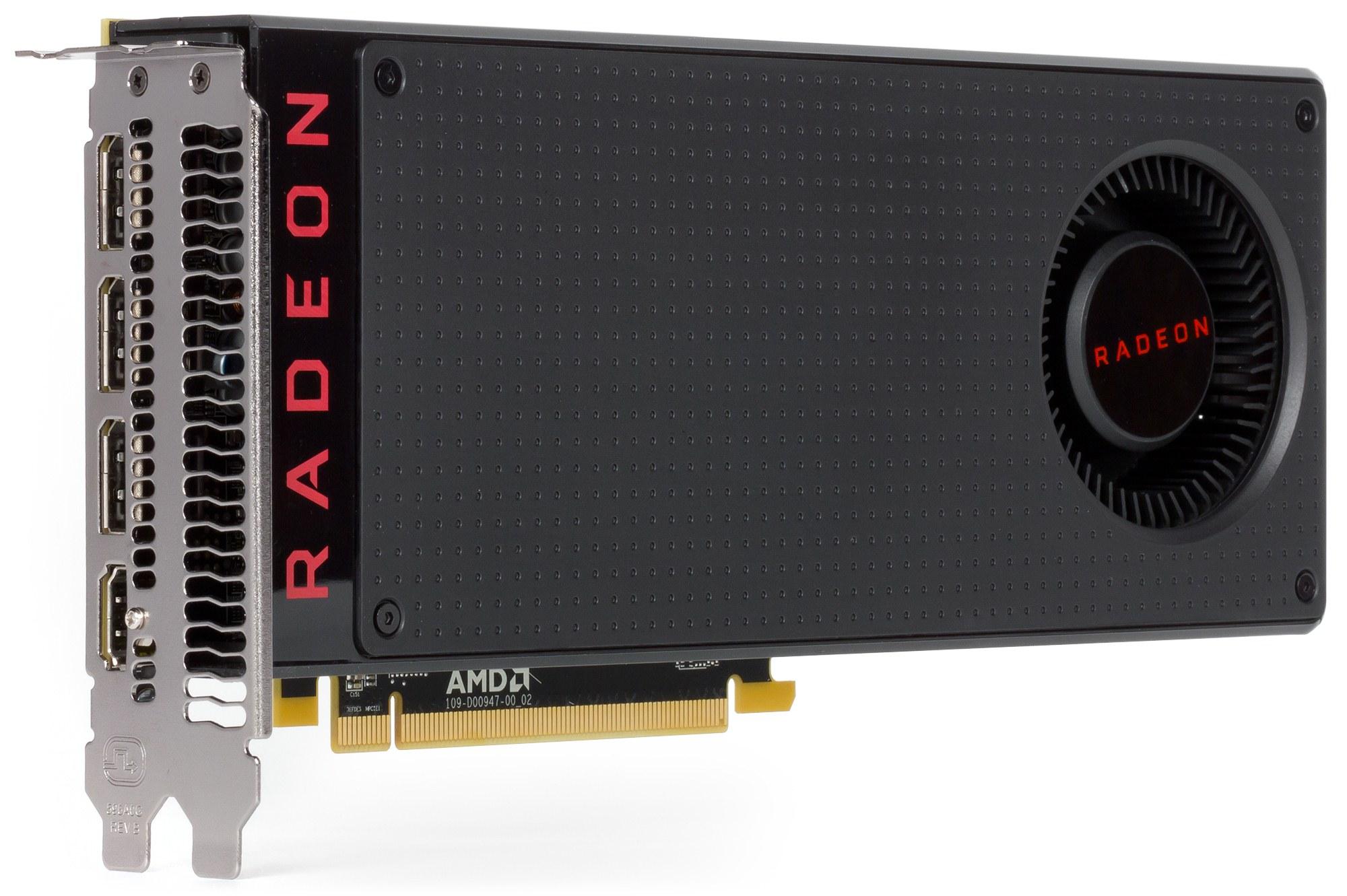 Перепрошивка Radeon RX 480 превращает 4-гигабайтную версию в