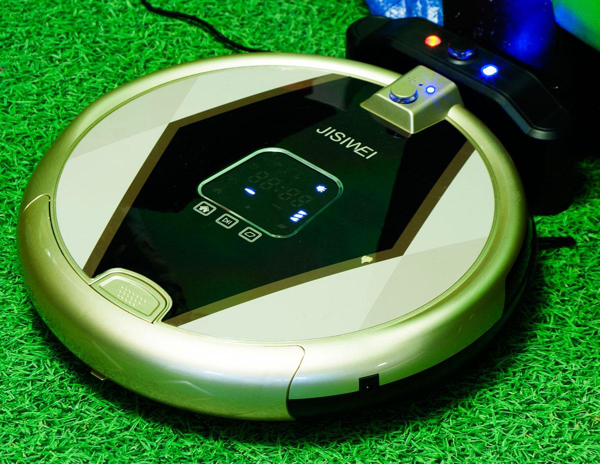 На длинном поводке: робот-пылесос Jisiwei S+