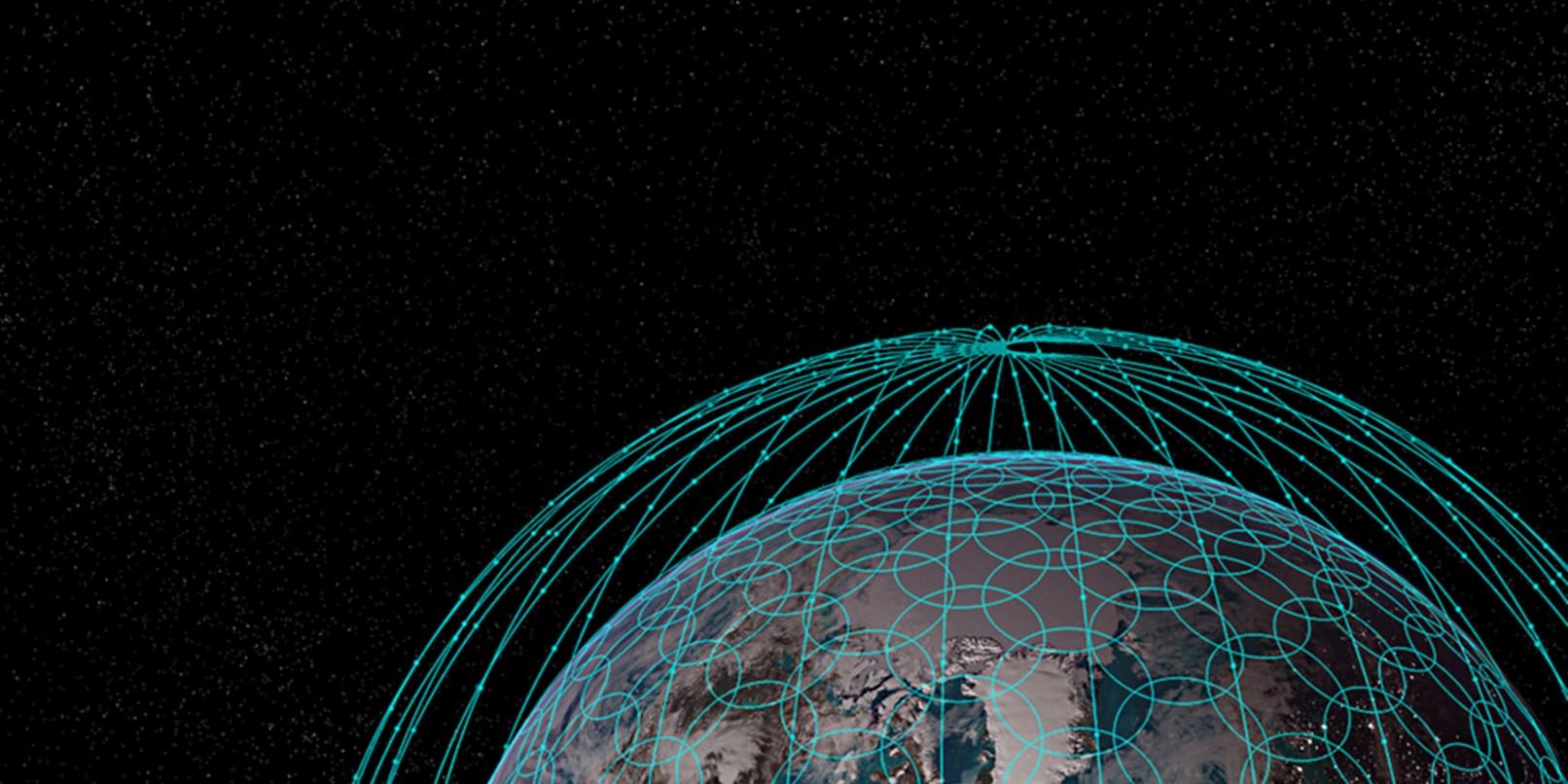 В России планируют создать новую гибридную сеть спутниковой и сотовой связи