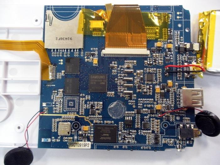smartq linux tablet