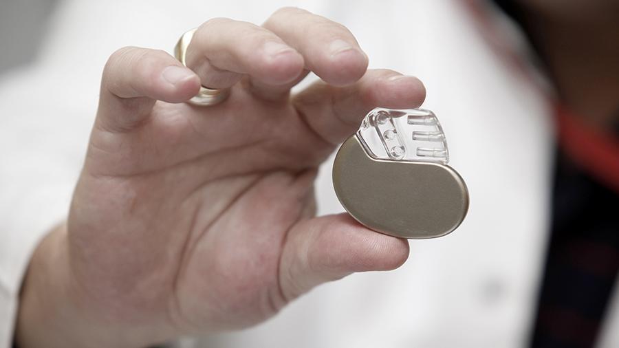 Российские ученые разрабатывают кардиостимулятор без батареек