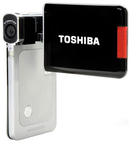 Toshiba Camileo S20