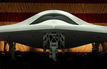 [X-47B, летающий боевой робот]