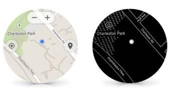 Google Maps теперь и на умных часах с Android Wear