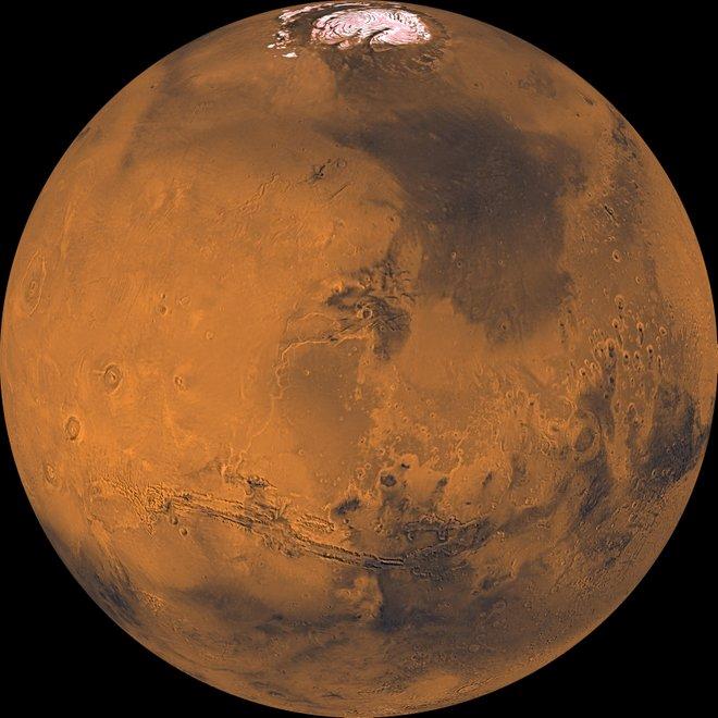 НАСА открыло вакансию для сотрудника планетарной защиты