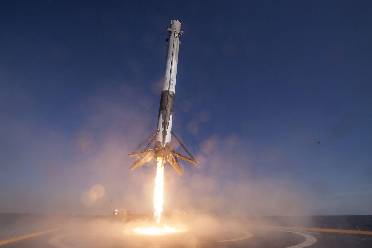SpaceX успешно запустила в космос тайваньский спутник и… потеряла миллионы долларов США