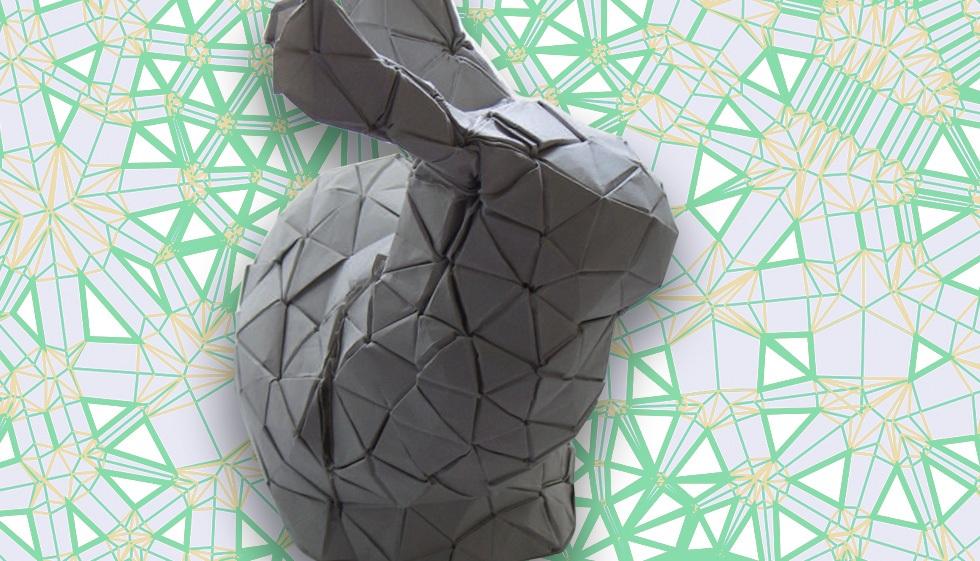 Создан алгоритм, генерирующий инструкции по складыванию оригами любой формы