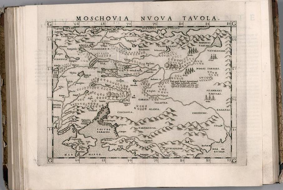 67000 исторических географических карт в свободном доступе в интернете