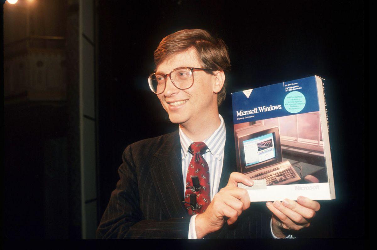 Свое 30-летие празднует Windows отMicrosoft