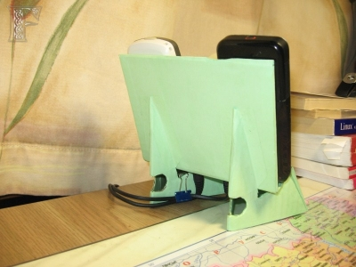 Charging station for two phones
