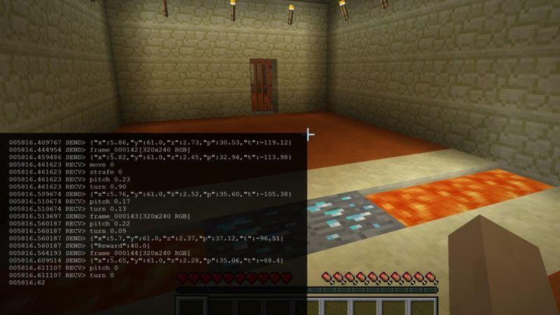 [News] Игра Minecraft откроется для тестирования систем ИИ