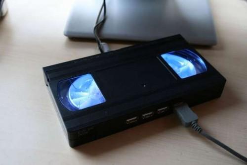 Видео касcета - USB Hub